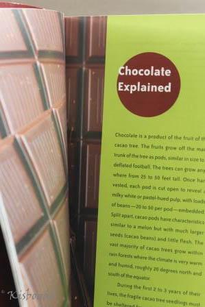 minden, amit a csokoládéról tudni akartál