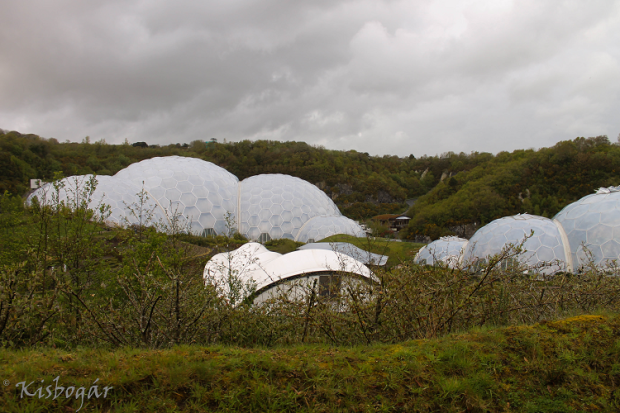 Eden Project Biomes
