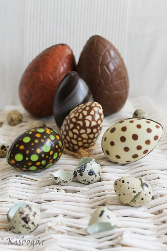hollow easter eggs
