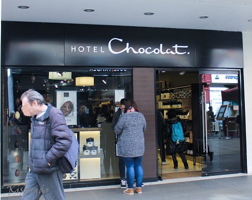 hotel chocolat cambridge