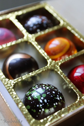 Alison Reed Chocolates