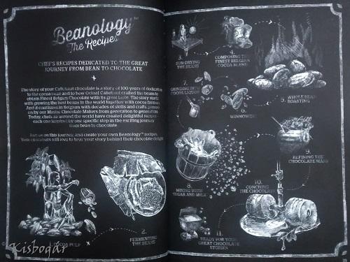 """Callebaut """"Beanology"""" bemutató"""